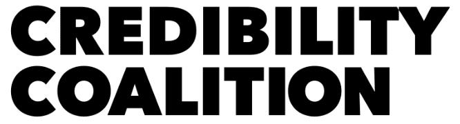 Credibility Coalition logo